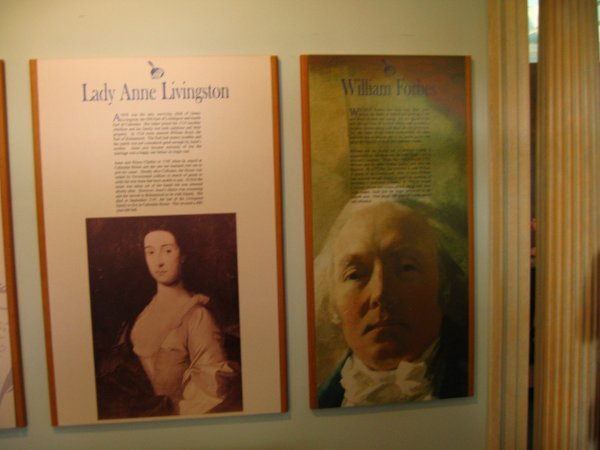 LADY ANNE LIVINGSTON & WILLIAM FORBES