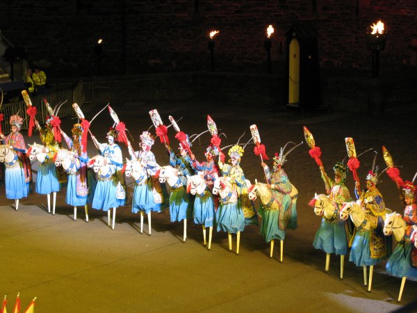 CHINESE CULTURAL TROUPE