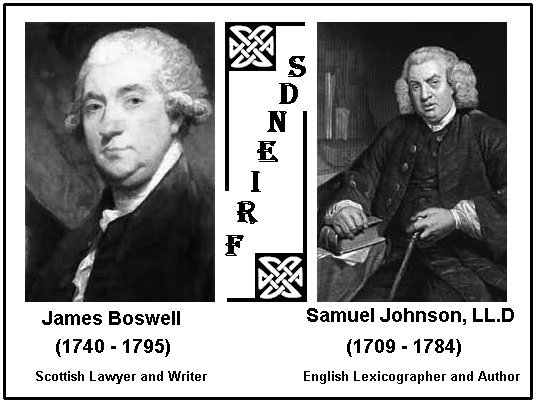 BOSWELL & JOHNSON